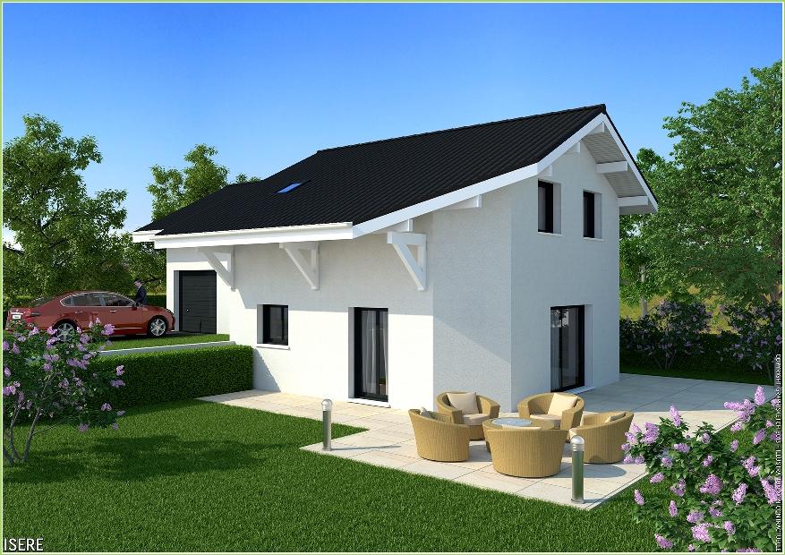 Maisons + Terrains du constructeur MCA • 100 m² • DINGY SAINT CLAIR