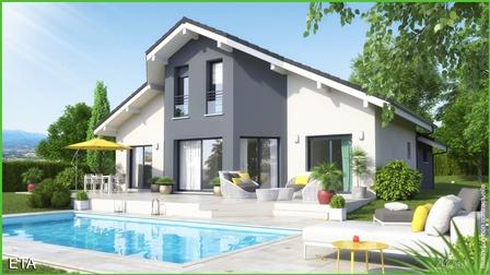 Maisons + Terrains du constructeur MCA • 117 m² • CRUSEILLES