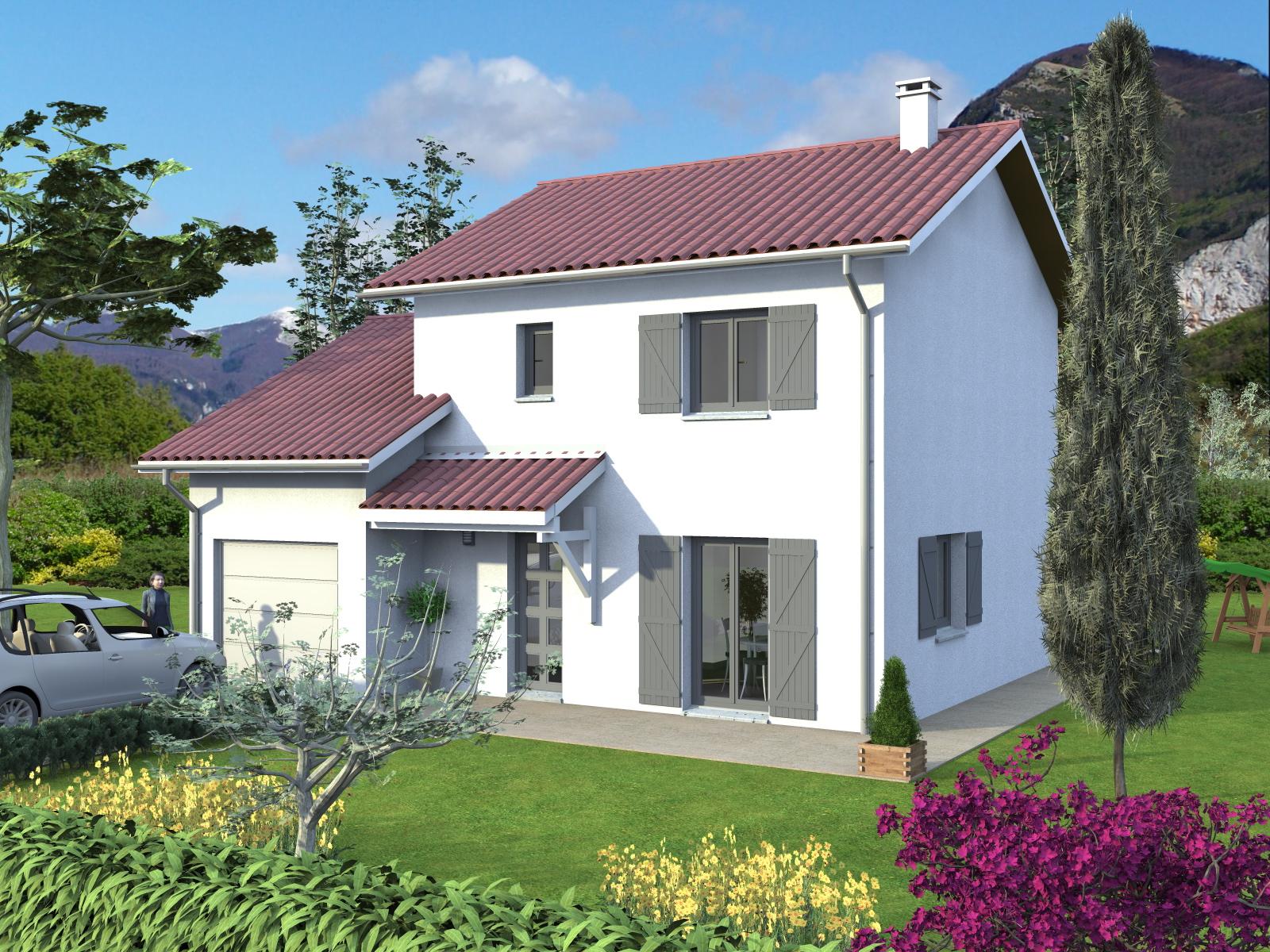 Maisons du constructeur LVA LES VOIRONELLES • LE PIN