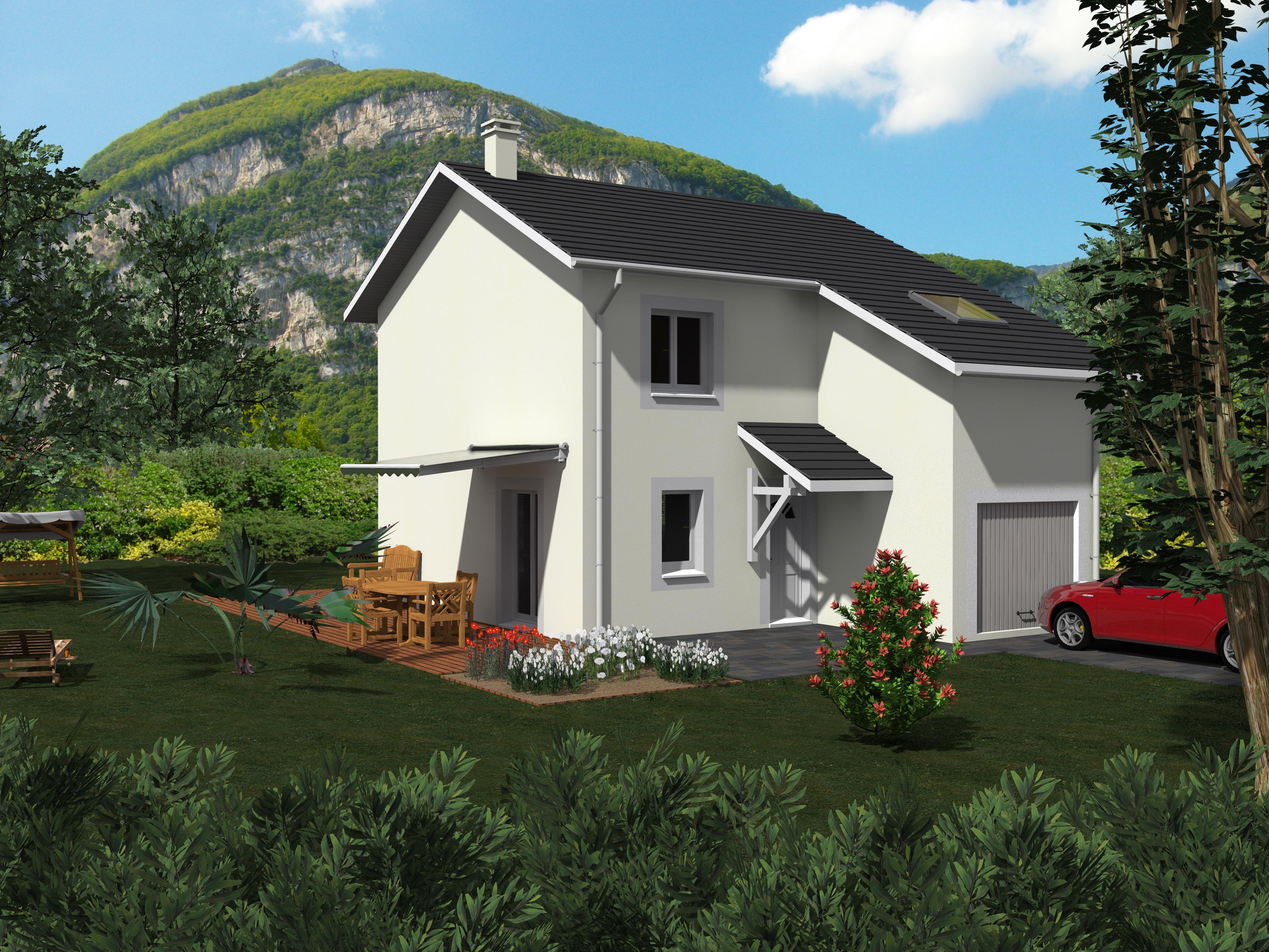 Maisons du constructeur LVA LES VOIRONELLES • MOIRANS