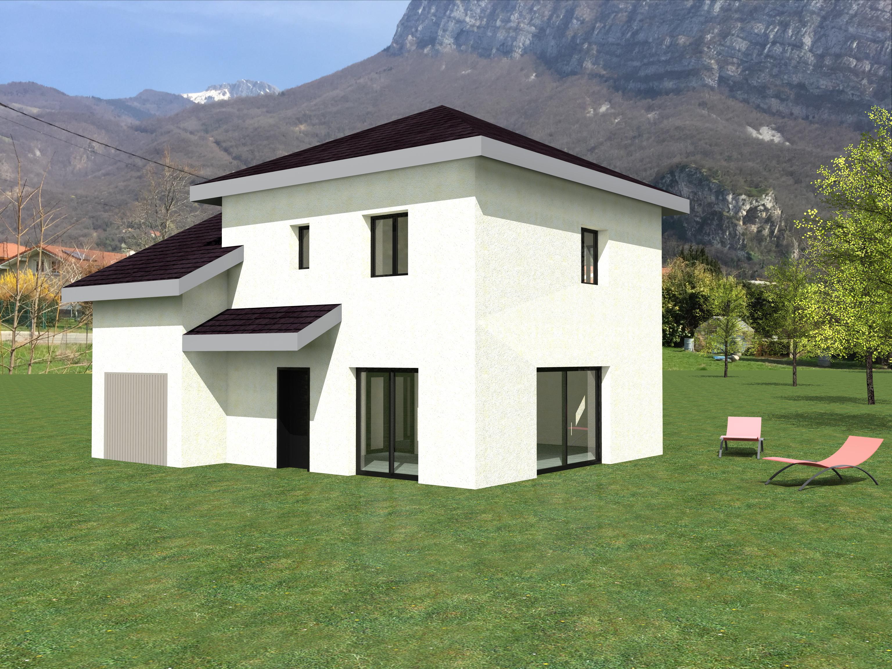 Maisons du constructeur LVA LES VOIRONELLES • FONTANIL CORNILLON