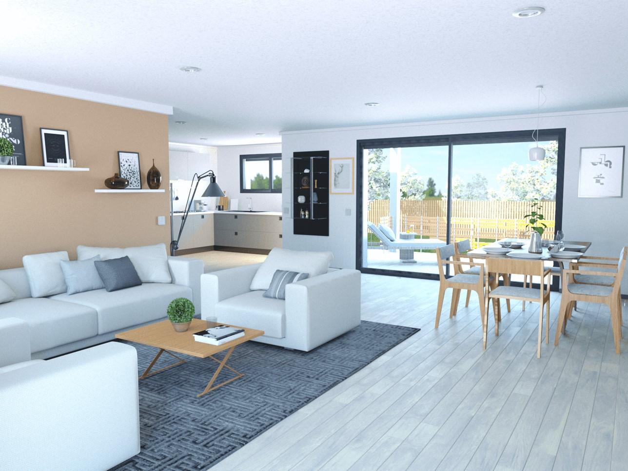 Maisons du constructeur VIV'HOME • 114 m² • CHATELAILLON PLAGE