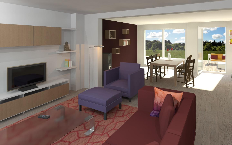 Maisons + Terrains du constructeur MAISON FAMILIALE • 130 m² • LE MUY