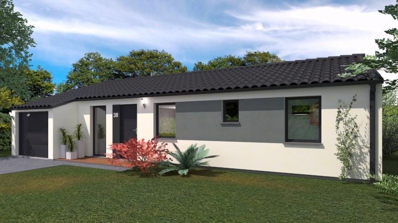 Maisons + Terrains du constructeur MAISONS PHENIX • 99 m² • CHATEAUNEUF DU RHONE