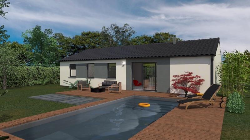 Maisons + Terrains du constructeur MAISONS PHENIX • 70 m² • SAINT DONAT SUR L'HERBASSE