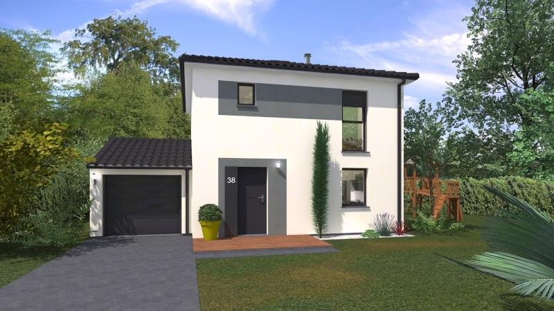 Maisons + Terrains du constructeur MAISONS PHENIX • 82 m² • PORTES LES VALENCE