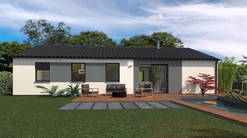 Maisons + Terrains du constructeur MAISONS PHENIX • 89 m² • SAINT MICHEL SUR SAVASSE