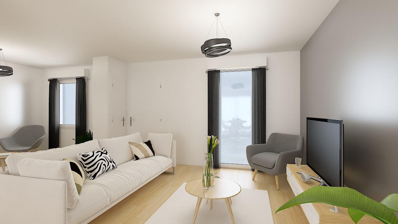 Maisons + Terrains du constructeur MAISONS PHENIX • 99 m² • SELLES