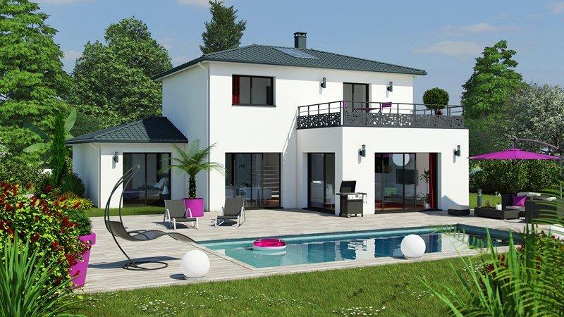 Maisons du constructeur MAISONS BATI SUD • 135 m² • LE HAILLAN