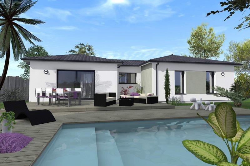 Maisons du constructeur MAISONS BATI SUD • 90 m² • PESSAC