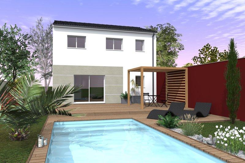 Maisons du constructeur MAISONS BATI SUD • 90 m² • MARTIGNAS SUR JALLE