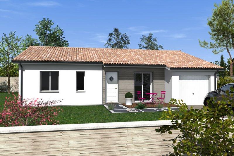 Maisons du constructeur MAISONS BATI SUD • 90 m² • GRADIGNAN