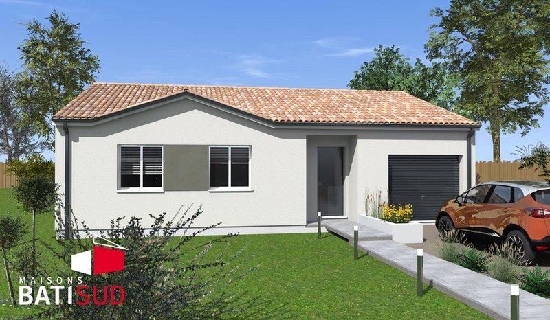 Maisons du constructeur MAISONS BATI SUD • 100 m² • HOURTIN