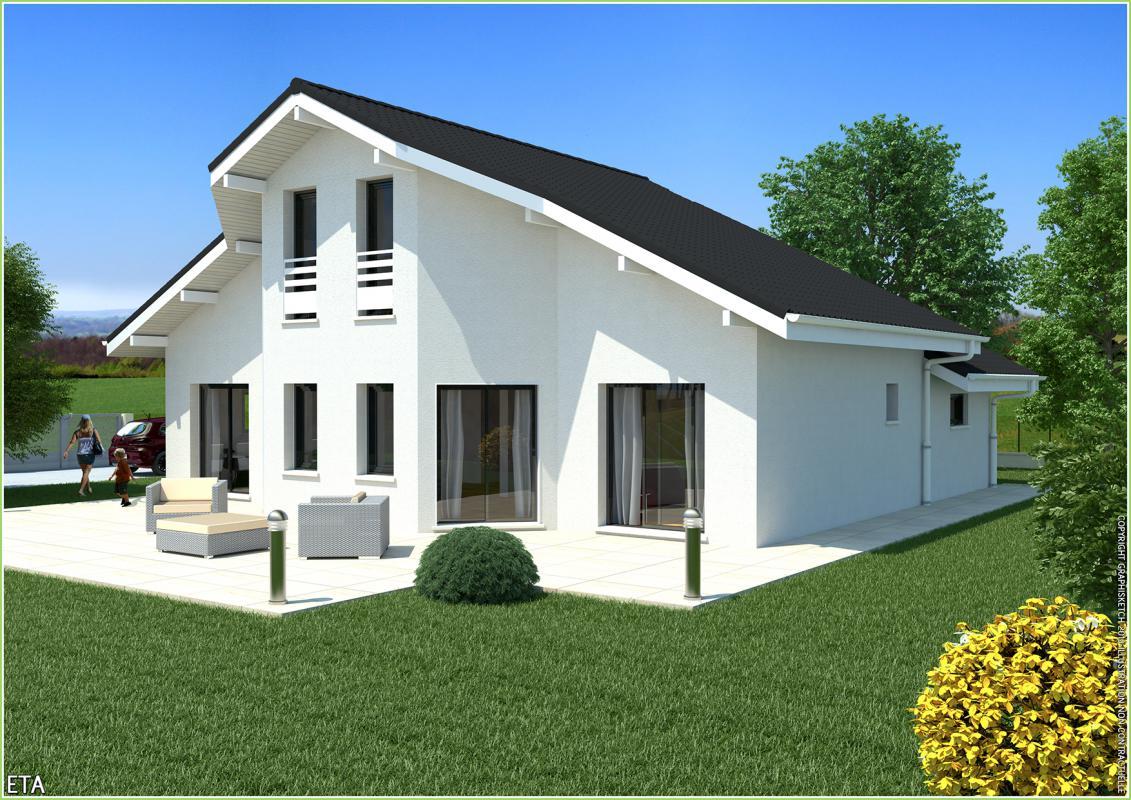 Maisons du constructeur MCA ALBERTVILLE • 117 m² • MERCURY