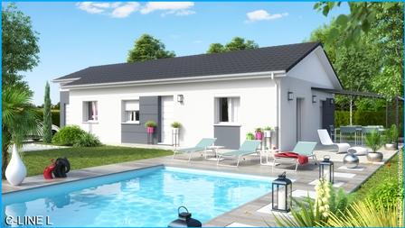 Maisons du constructeur MCA ALBERTVILLE • 82 m² • MERCURY