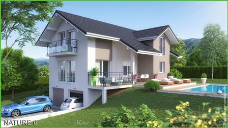 Maisons du constructeur MCA CLUSES • 111 m² • THYEZ
