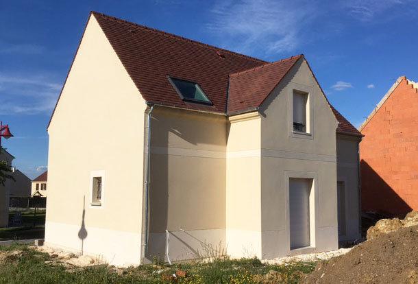 Maisons du constructeur MAISONS PIERRE MELUN • 96 m² • VERT SAINT DENIS