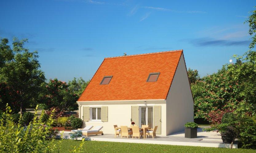 Maisons du constructeur MAISONS PIERRE STE GENEVIEVE DES BOIS • 82 m² • DOURDAN