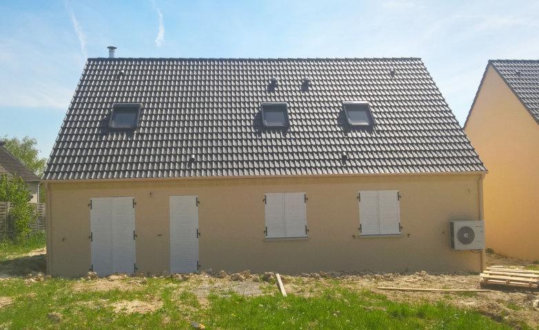 Maisons du constructeur MAISONS PIERRE STE GENEVIEVE DES BOIS • 128 m² • LA FERTE ALAIS