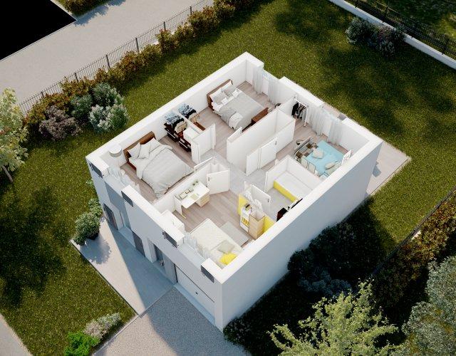 Maisons du constructeur MAISONS PIERRE STE GENEVIEVE DES BOIS • 87 m² • SAINTE GENEVIEVE DES BOIS