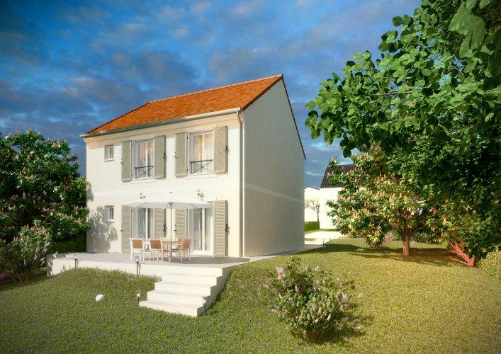 Maisons du constructeur MAISONS PIERRE CORBEIL • 104 m² • BOUTIGNY SUR ESSONNE