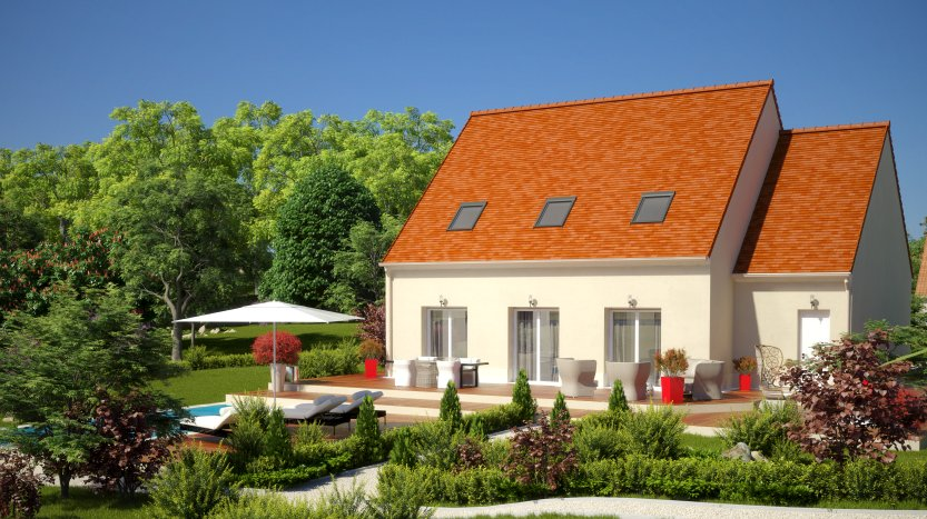 Maisons du constructeur MAISONS PIERRE CORBEIL • 121 m² • MORSANG SUR ORGE