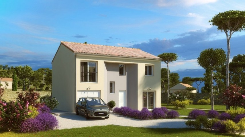 Maisons du constructeur MAISONS PIERRE NANTES SUD • 118 m² • OUDON