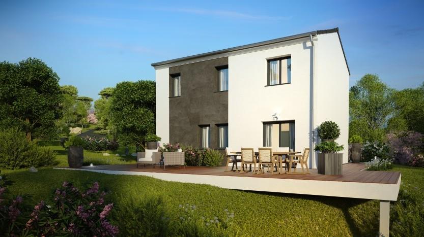 Maisons du constructeur MAISONS PIERRE NANTES SUD • 95 m² • LA CHEVROLIERE