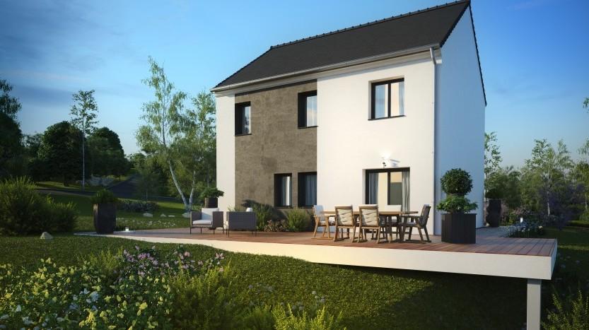 Maisons du constructeur MAISONS PIERRE NANTES SUD • 95 m² • NORT SUR ERDRE