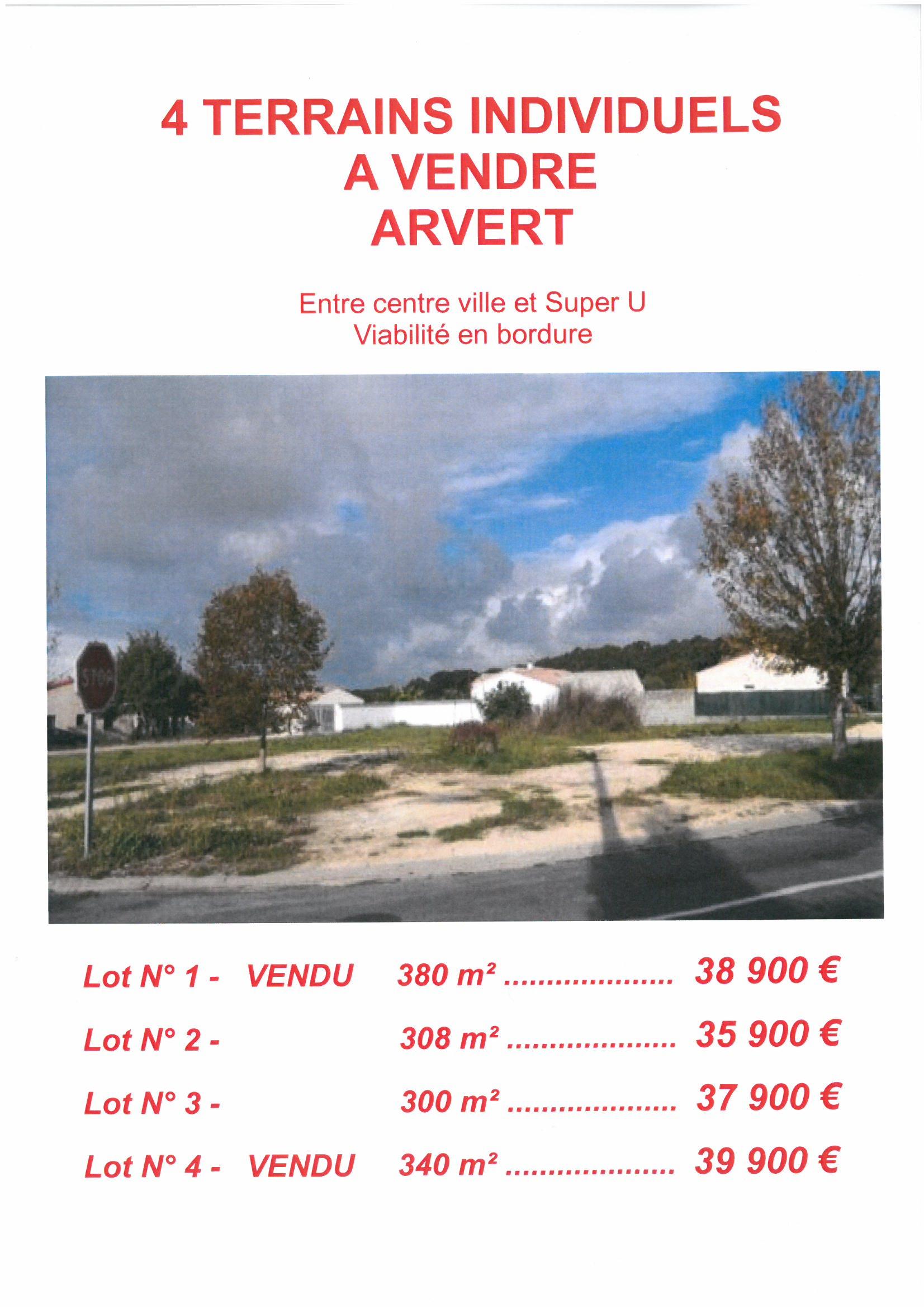 Terrains du constructeur MAISONS DU PAYS CHARENTAIS • 398 m² • ARVERT