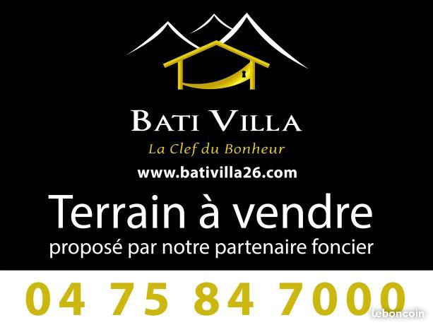 Terrains du constructeur BATIVILLA SARL A&K • 690 m² • DONZERE