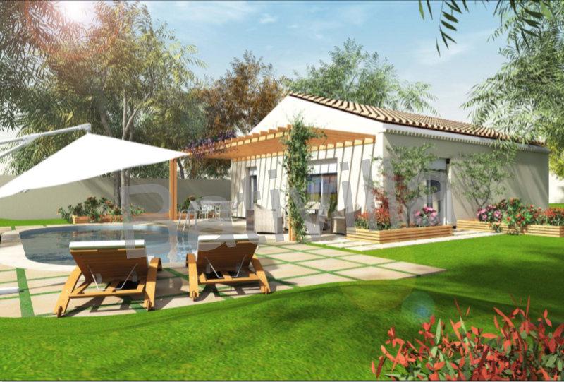 Maisons du constructeur BATIVILLA SARL A&K • 80 m² • LORIOL SUR DROME