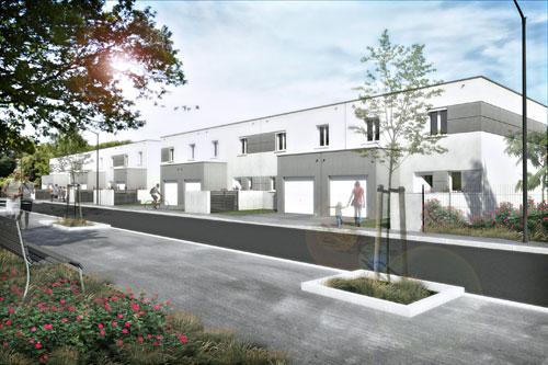 Maisons + Terrains du constructeur SM 11 • 65 m² • SERIGNAN