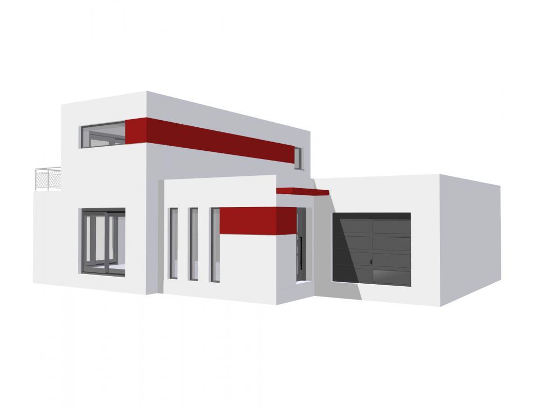 Maisons + Terrains du constructeur SM 11 • 112 m² • SERIGNAN