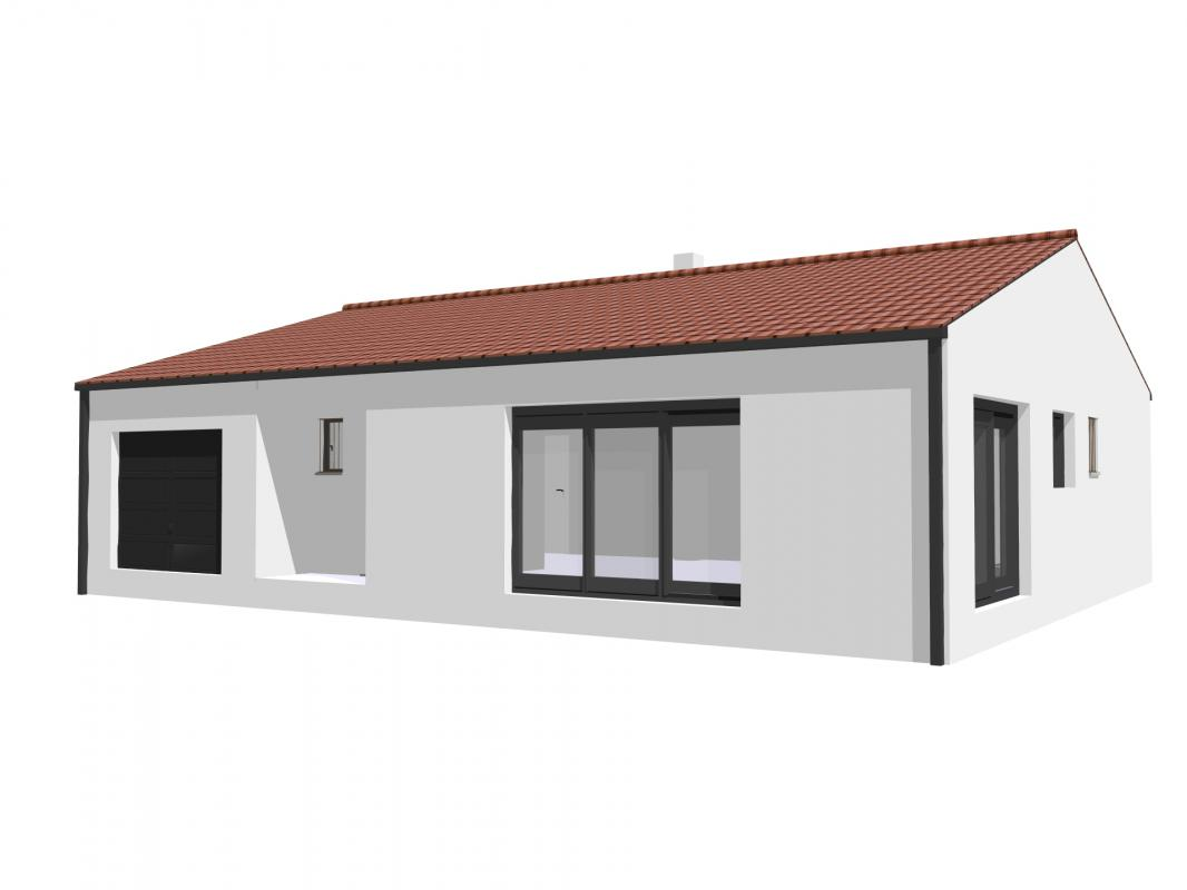 Maisons + Terrains du constructeur SM 11 • 106 m² • PAILHES
