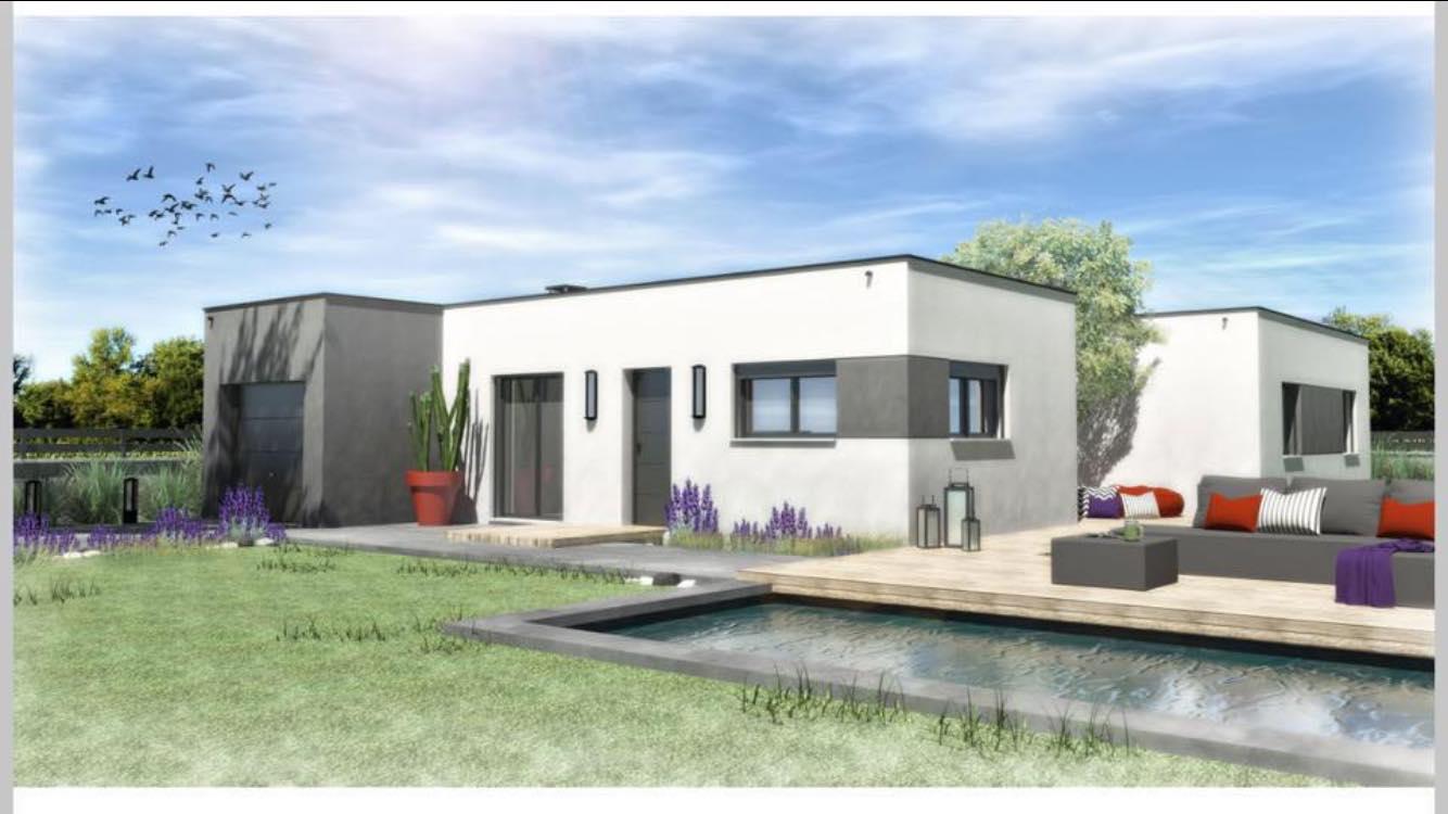Maisons + Terrains du constructeur SM 11 • 120 m² • LAURENS
