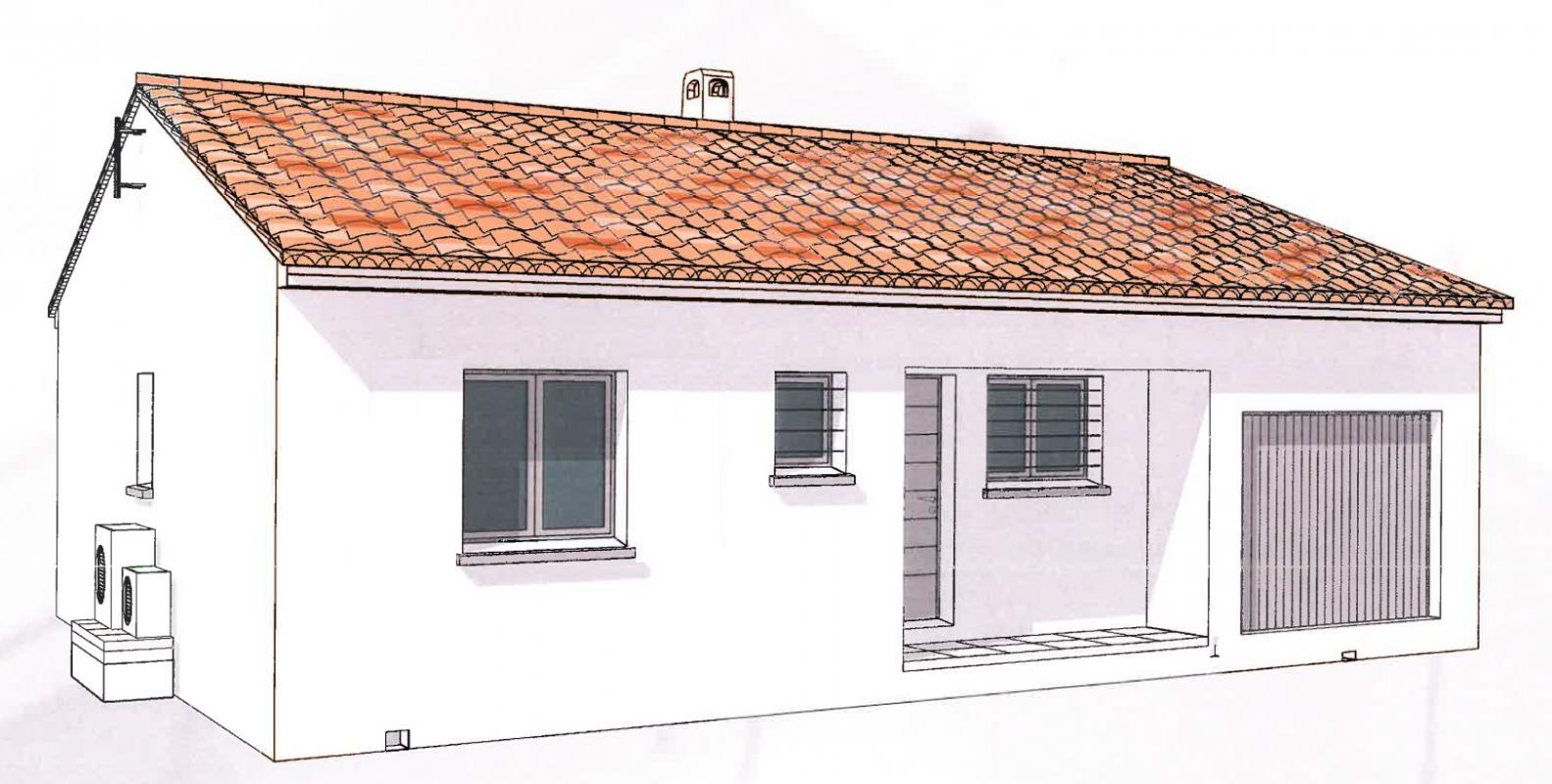 Maisons + Terrains du constructeur SM 11 • 88 m² • BASSAN