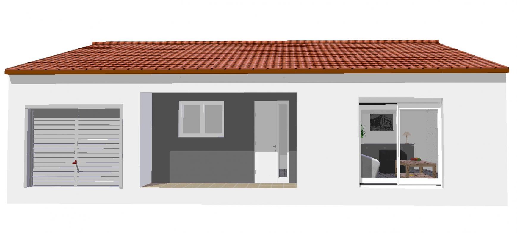 Maisons + Terrains du constructeur SM 11 • 80 m² • COLOMBIERS