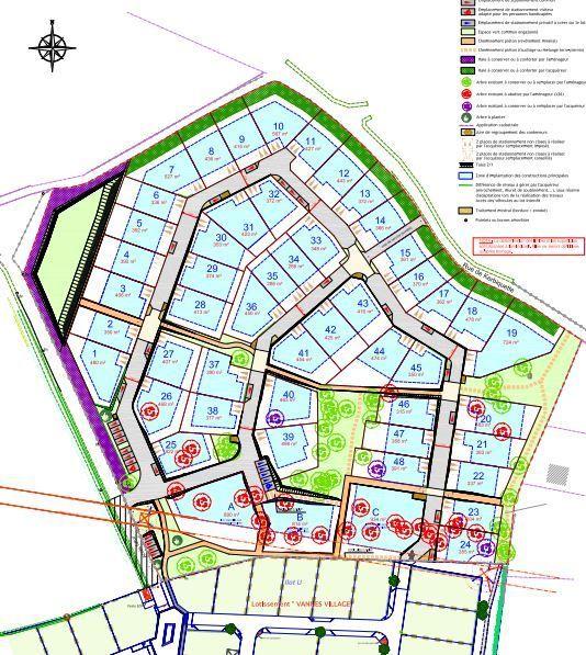 Terrains du constructeur MAISONS KERBEA • 304 m² • VANNES