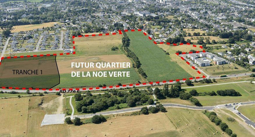 Terrains du constructeur MAISONS KERBEA • 350 m² • PLOERMEL