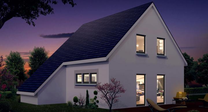 Maisons + Terrains du constructeur MAISONS STEPHANE BERGER SUD ALSACE • 105 m² • HECKEN