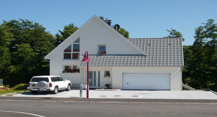 Maisons + Terrains du constructeur MAISONS STEPHANE BERGER SUD ALSACE • 138 m² • RUSTENHART