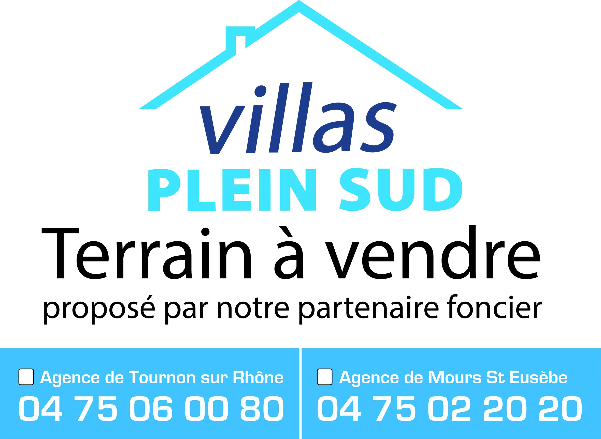 Terrains du constructeur VILLAS PLEIN SUD -PRO RENOV26/07-D • 580 m² • SAINT LATTIER