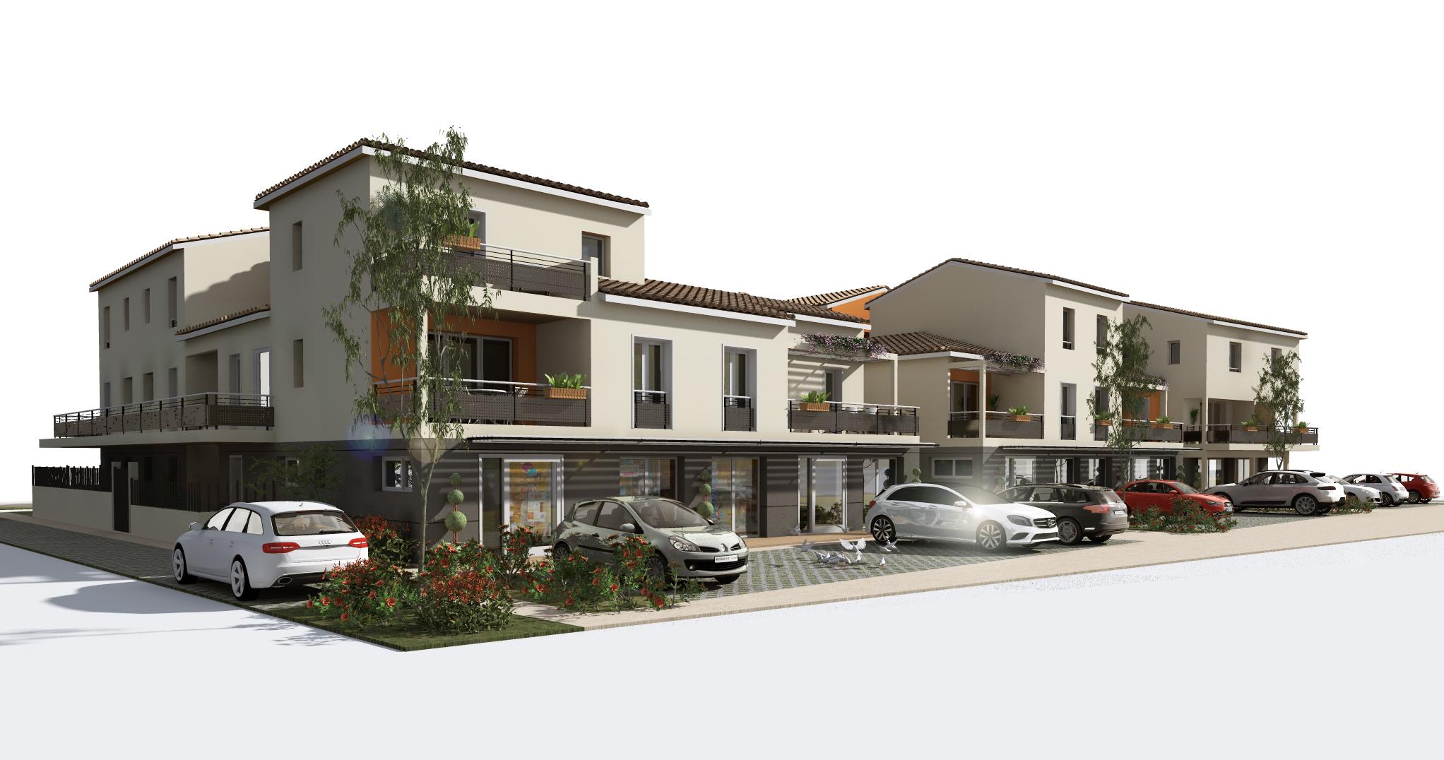 Maisons du constructeur MAISON DU DAUPHINE • 35 m² • CLEON D'ANDRAN