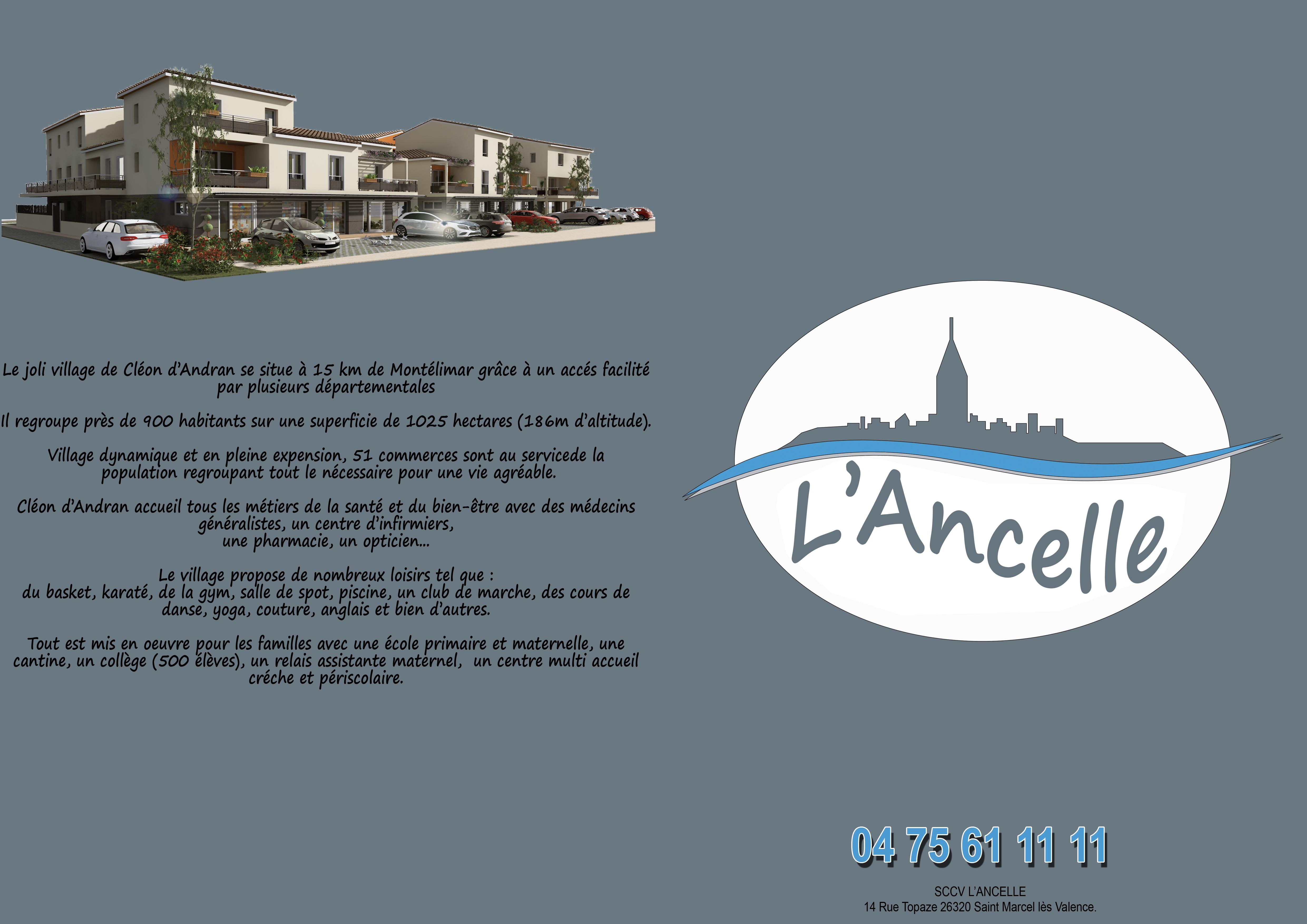 Maisons du constructeur MAISON DU DAUPHINE • 80 m² • CLEON D'ANDRAN