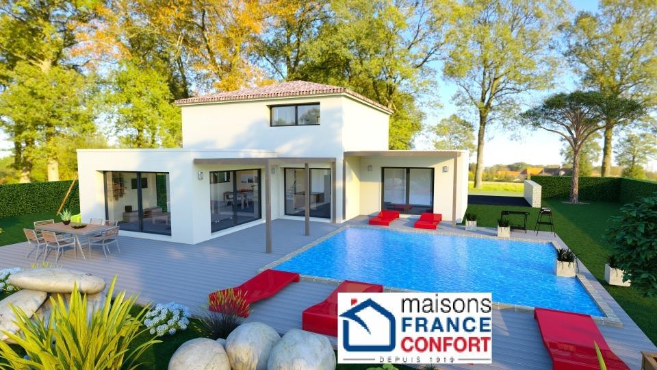 Terrains du constructeur MAISONS FRANCE CONFORT • 400 m² • LE CASTELLET