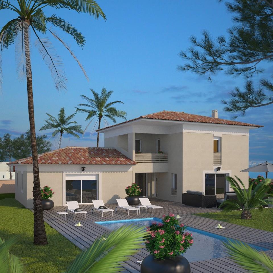 Maisons + Terrains du constructeur MAISONS FRANCE CONFORT • 150 m² • EGUILLES