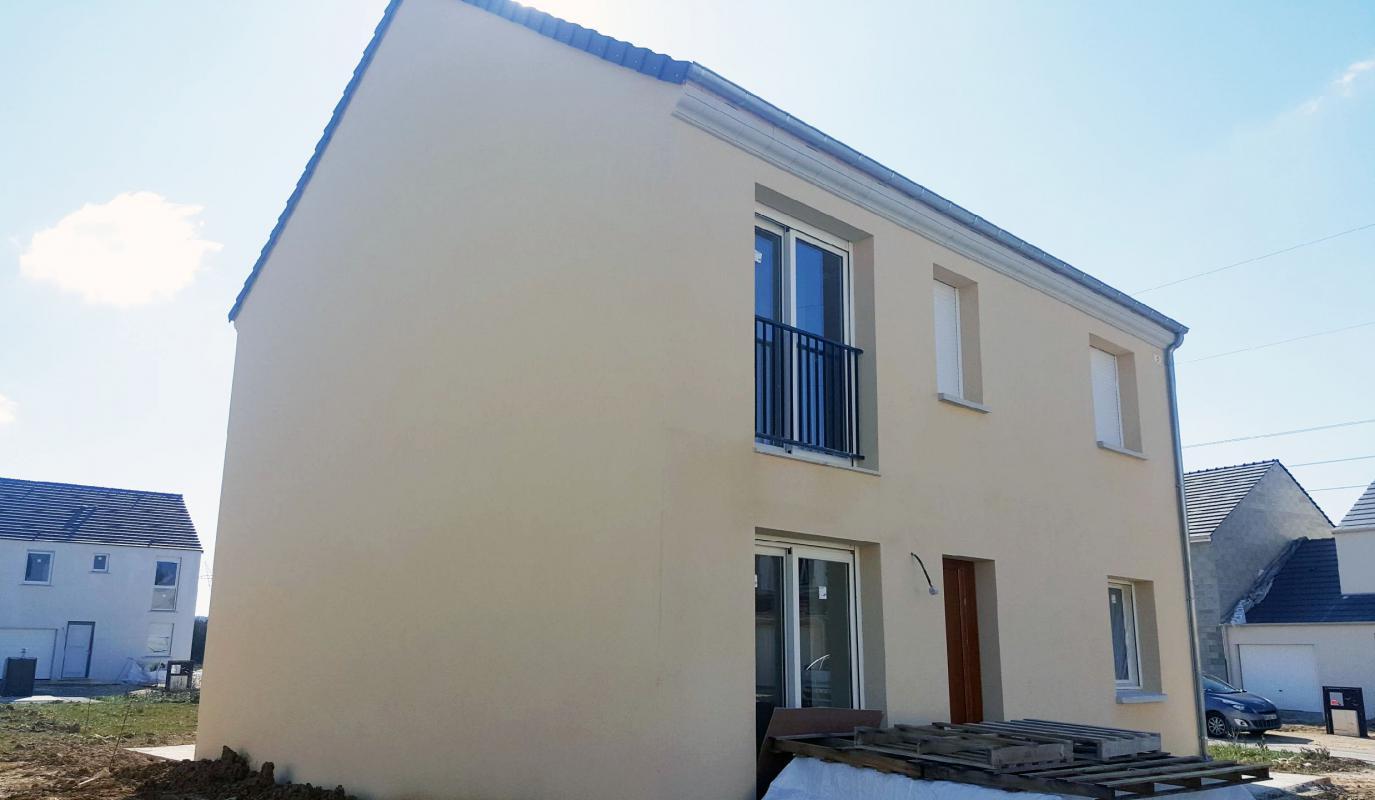 Maisons du constructeur HABITAT PARCOEUR - MEAUX 2 • 110 m² • MONTRY