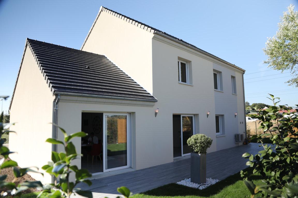 Maisons du constructeur HABITAT PARCOEUR - MEAUX 2 • 133 m² • FERRIERES