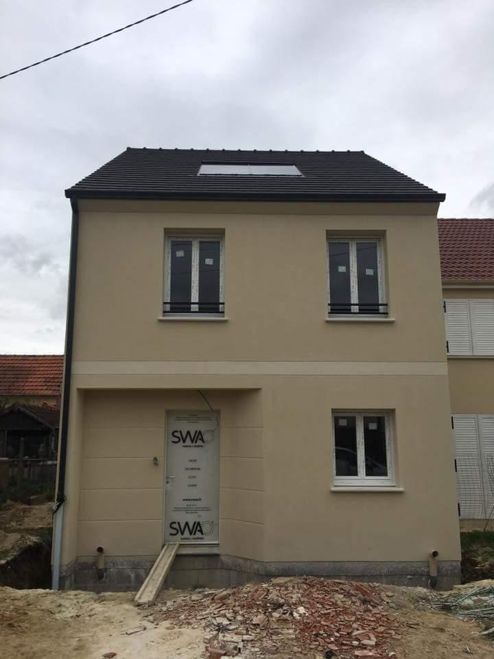 Maisons + Terrains du constructeur MAISONS COM • 87 m² • TREMBLAY EN FRANCE